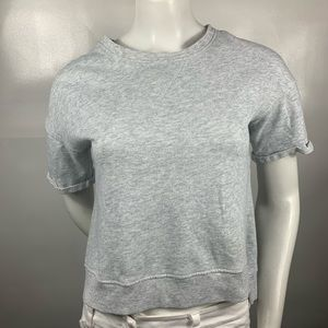 3For$20 Gray Stars Above sweater tee size s